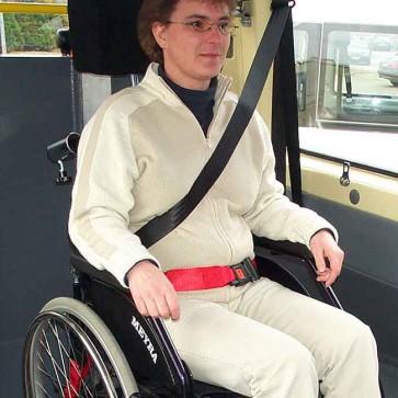 Rollstuhlhalterungssysteme